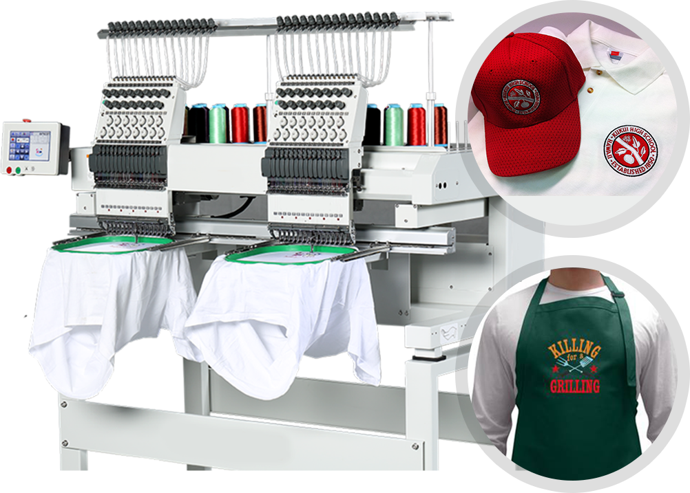 Transfer it Embroidery Services