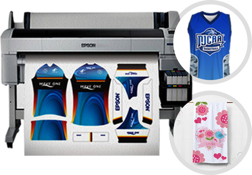 Transfer it Sublimation Services