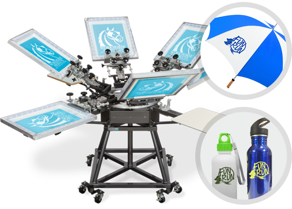 Transfer it Silkscreen Services