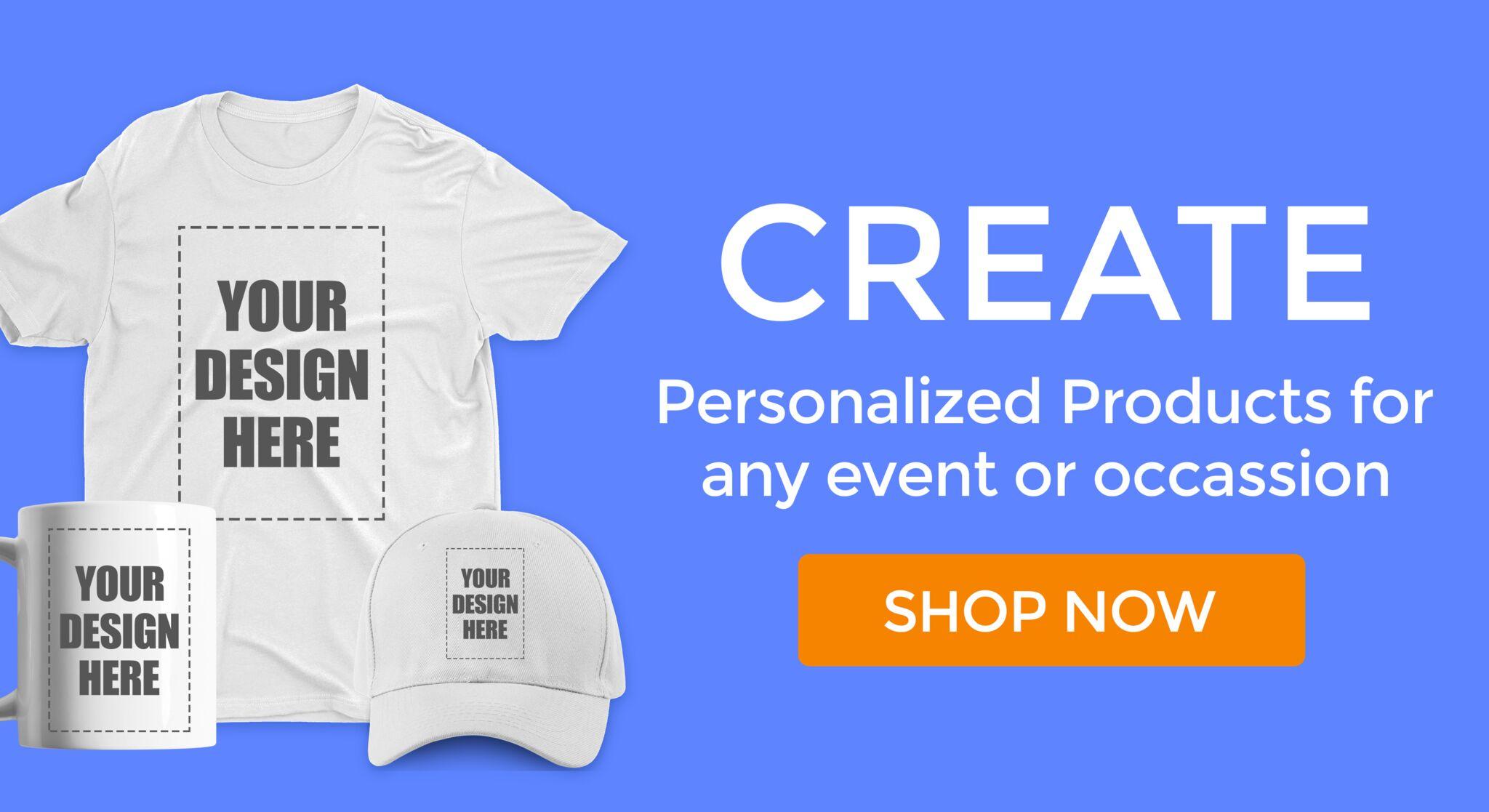 Personalized Shirt Custom Sports Bag
