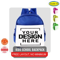 Kids School Backpack Thumbnail