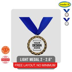 Special Medal-Gold 2.8