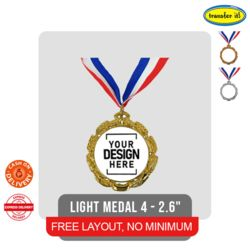 Special Medal-Bronze 2.8