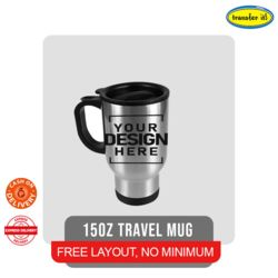 Travel Mug 450 ml. Thumbnail
