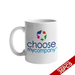 Promotional White Mug Thumbnail