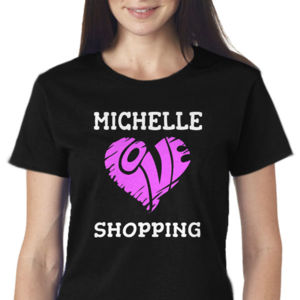 Customizable I Heart T-Shirt Thumbnail