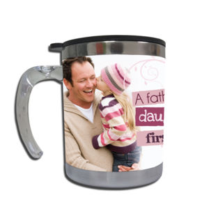 Personalized Stainless Mug  Thumbnail