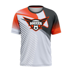 RS-20 - Round neck Sublimation Jersey Thumbnail