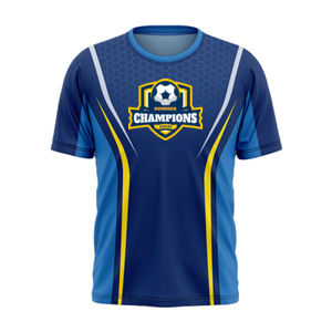 RS-18- Round neck Sublimation Jersey Thumbnail