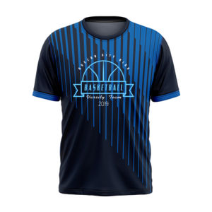 RS-33 - Round neck Sublimation Jersey Thumbnail