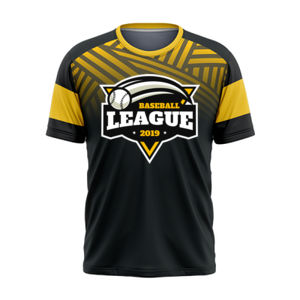 RS-55 - Round neck Sublimation Jersey Thumbnail