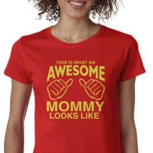 Awesome Mommy Thumbnail