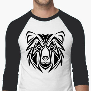 Raglan Tribal Design Thumbnail
