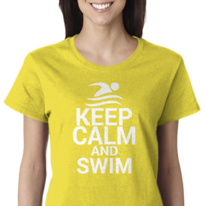 Keep Calm And Swim Thumbnail