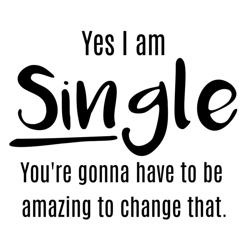 Am images i single How to